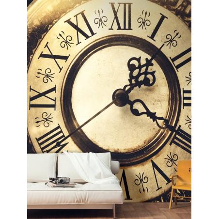 """Panoramique METAPHORE """" Horloge """" par Caselio"""
