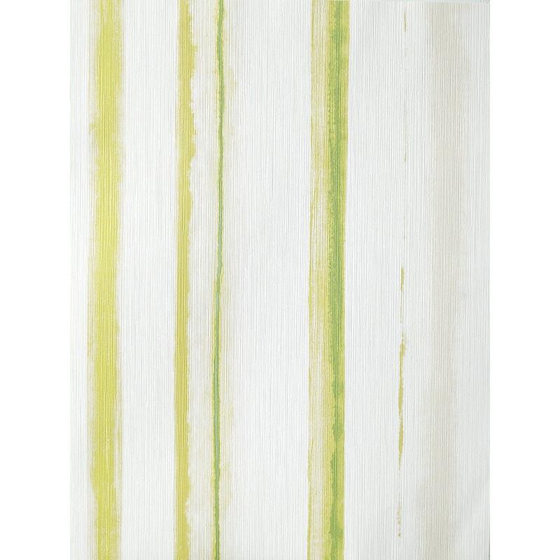 "Papier peint AMAZONIA effet "" rayures "" vert par Caselio"