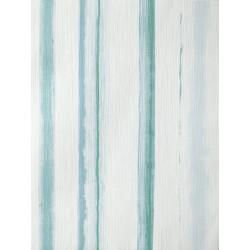 "Papier peint AMAZONIA effet "" rayures "" bleu par Caselio"