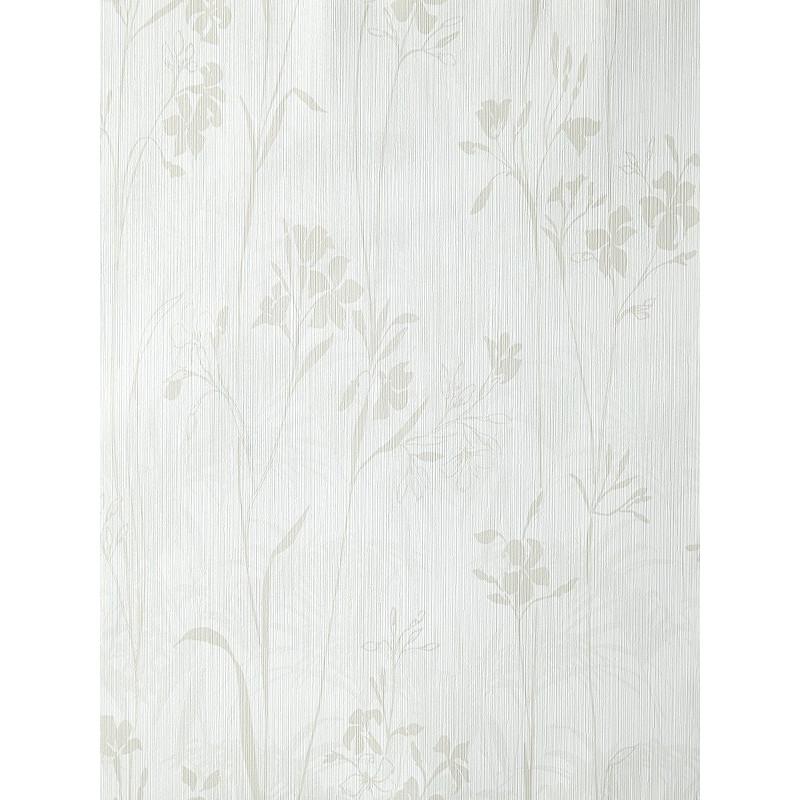 Papier peint Herbier blanc et beige par - AMAZONIA - Caselio - AMZ66451009