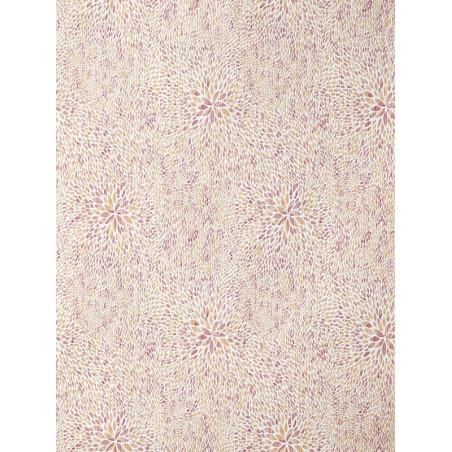 Papier peint Pétales rose orangé - AMAZONIA - Caselio - AMZ66464024