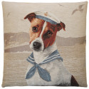 Coussin Jack Russel - Marine dogs - FS HOME par Booster
