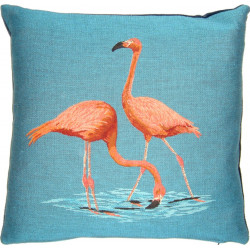 Coussin FS HOME Flamingo 2 par Booster