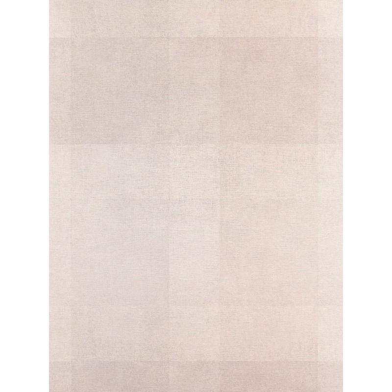"""Papier peint ATELIER """" carreaux """" nude par Casadeco"""