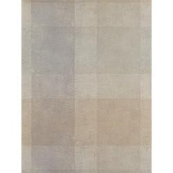 """Papier peint ATELIER """" carreaux """" beige par Casadeco"""