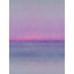 """Panoramique ATELIER """" crépuscule """" violet par Casadeco"""