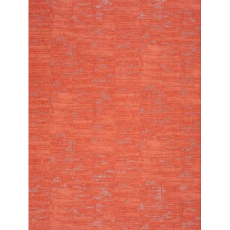 Papier peint AMAZING unis corail par Casadeco