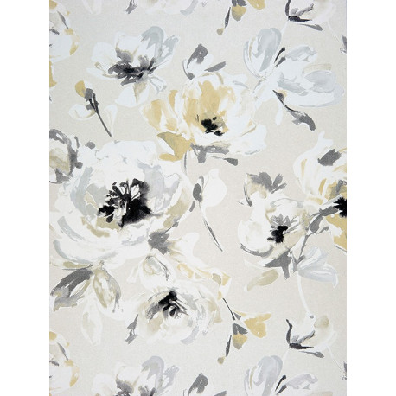 """Papier peint AMAZING """" All over fleur """" beige par Casadeco"""