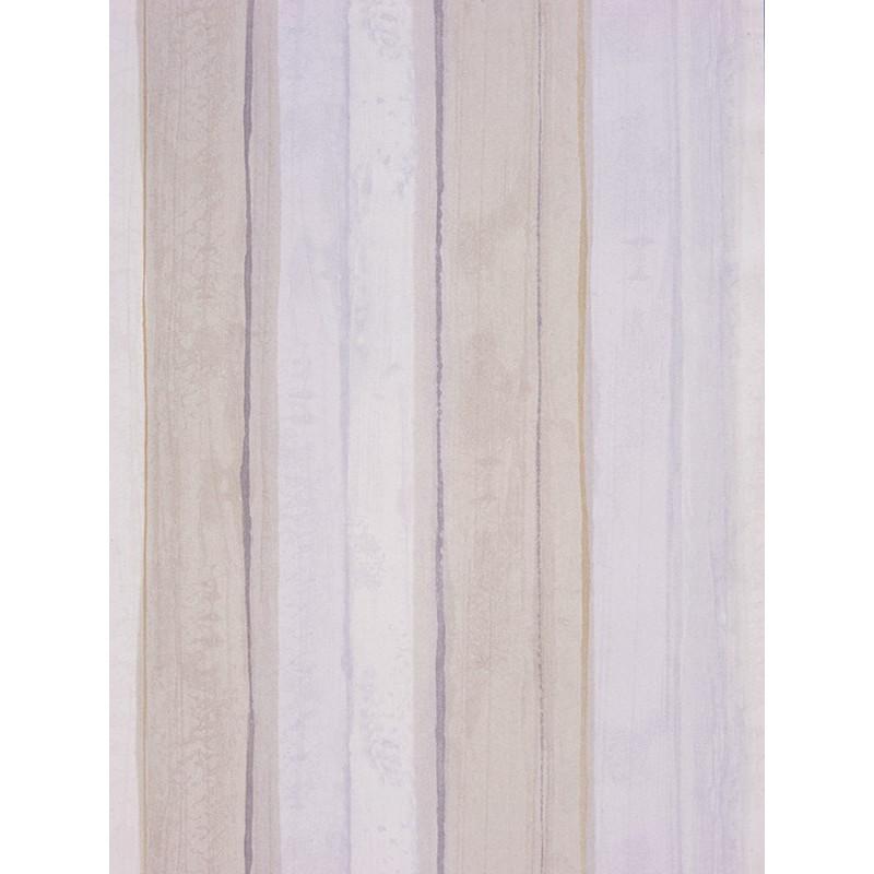 """Papier peint AMAZING """" rayures """" beige par Casadeco"""
