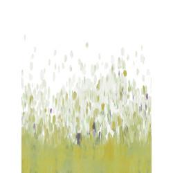 """Panoramique AMAZING """" abstrait """" vert par Casadeco"""