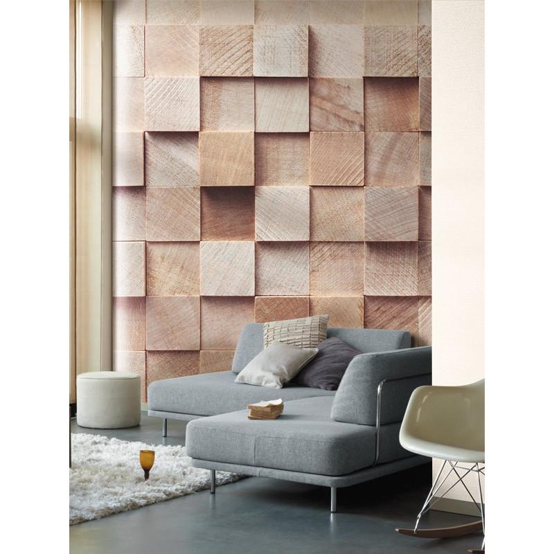 Panoramique intissé Cube - Collection SO WALL Monumental - Casadeco