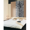 Panoramique intissé Zebra - Collection SO WALL Travel - Casadeco