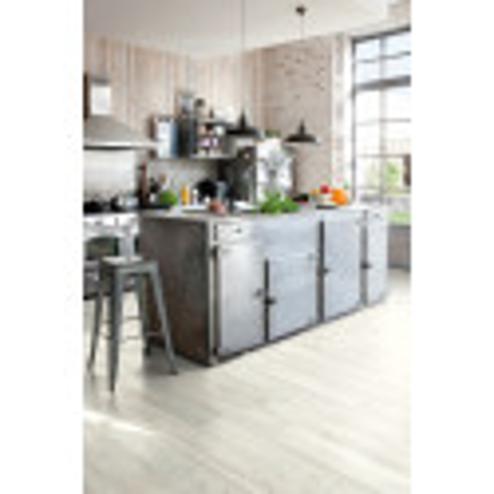 QUICK STEP - Lame PVC clipsable avec quatre chanfreins - Livyn Balance Click - planches artisanales grises