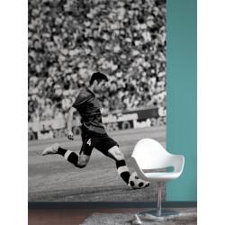 Panoramique intissé Soccer - Collection SO WALL Sport - Casadeco