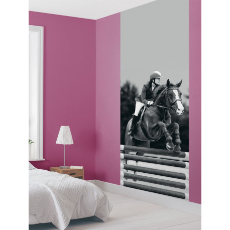 Panoramique intissé Jumping - Collection SO WALL Sport - Casadeco