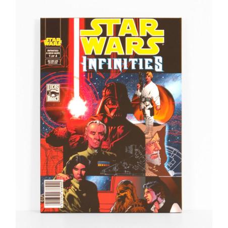 Toile imprimée Star Wars : a new hope - 50x70 cm - Graham & Brown