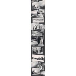 Lé unique REPORTER pré encollé pour pose facile - Collection originale ACCENT - Caselio