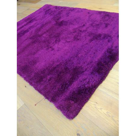 Tapis Shaggy Como - 115x160 cm - Violet