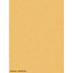 Papier peint Uni jaune soleil - ROMARIN - Caselio