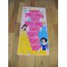 Tapis Disney Enfant - Princesses : Marelle royale - 80x160cm