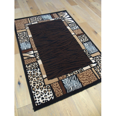 Tapis africain patchwork Peaux de bêtes - Out Of Africa