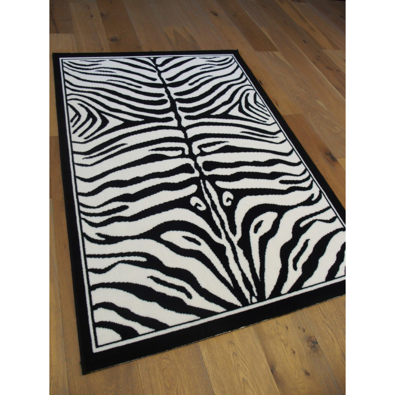 Tapis Z Br Noir Et Blanc Out Of Africa