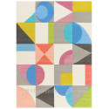 Tapis multicouleurs - Trendy Line Spirit - Arte Espina
