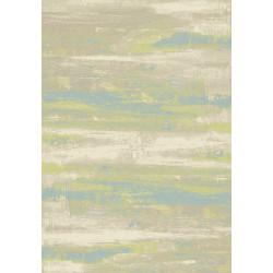 Tapis abstrait vert pastel - OPTIMIST COSY