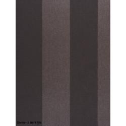 Papier peint à rayures noires - DIVINE - Casadeco