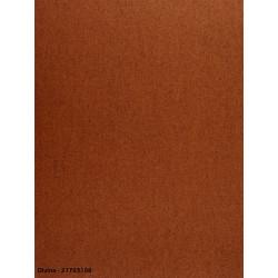 Papier peint Uni marron cuivré - DIVINE - Casadeco