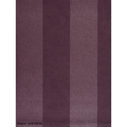 Papier peint à rayures violet - DIVINE - Casadeco
