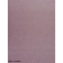 Papier peint Uni violet - DIVINE - Casadeco