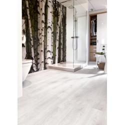 Lames vinyles PVC facile à clipser - chêne blanc - Collection Vinyclick