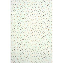 Papier peint Etoiles rouge - ALICE ET PAUL - Casadeco - AEP28058407