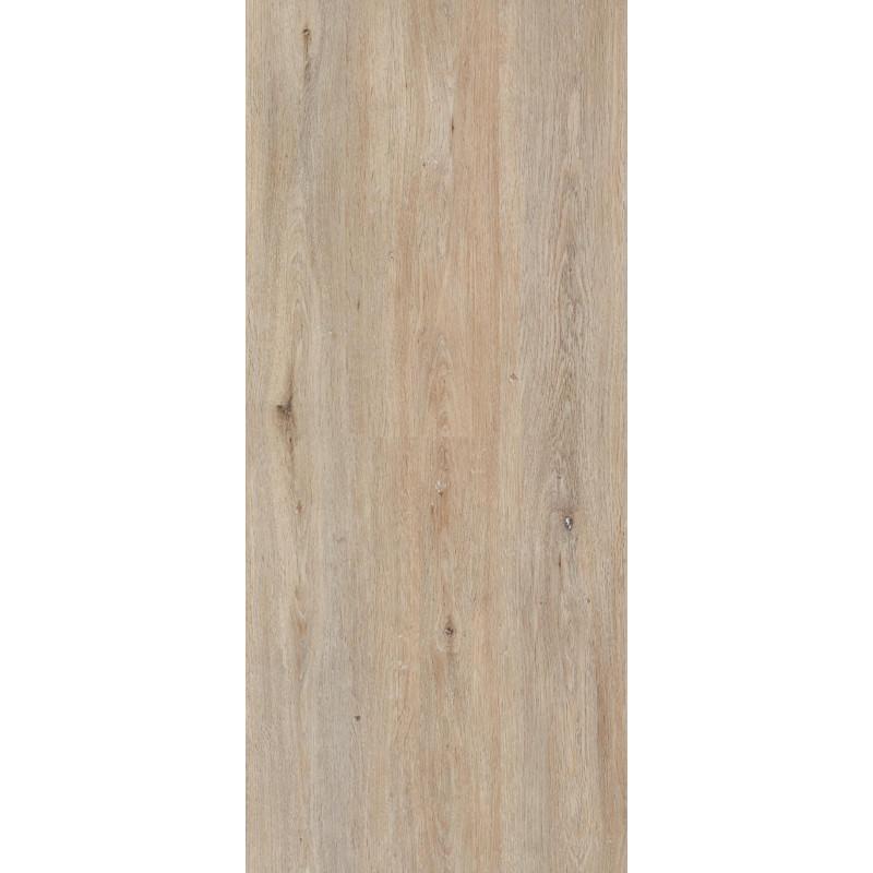 Lames vinyles PVC facile à clipser - chêne beige moyen - Collection Yucatan Click