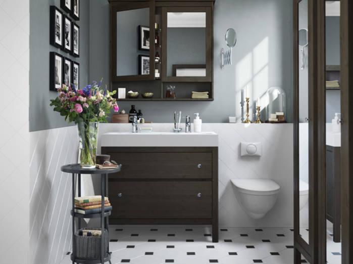 Rénover la décoration de votre salle de bain sans rien démolir !